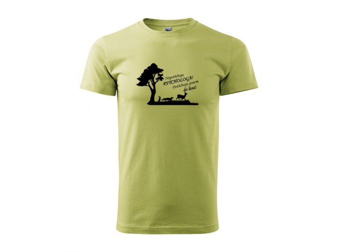 triko Psycholog příroda