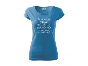 triko líbí se mi být porodní asistentkou návrh