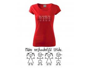 nejhodnější třída triko
