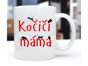 hrnek kočičí máma abkhqz