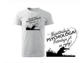 triko Psycholog rybář