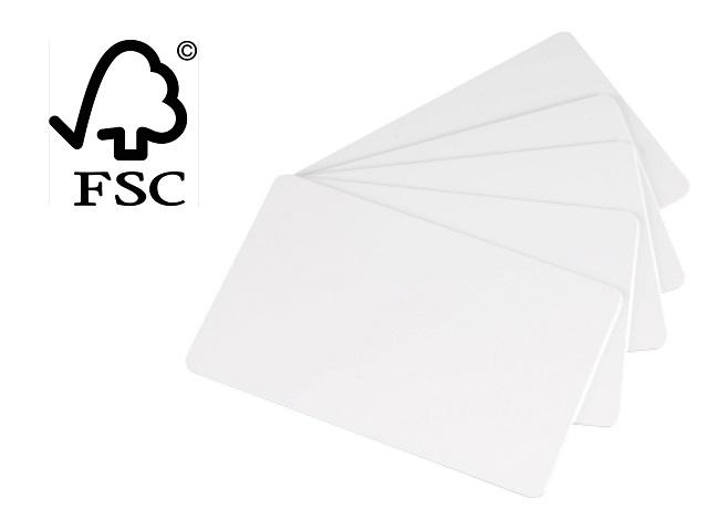 Papierové karty -  udržateľné a funkčné