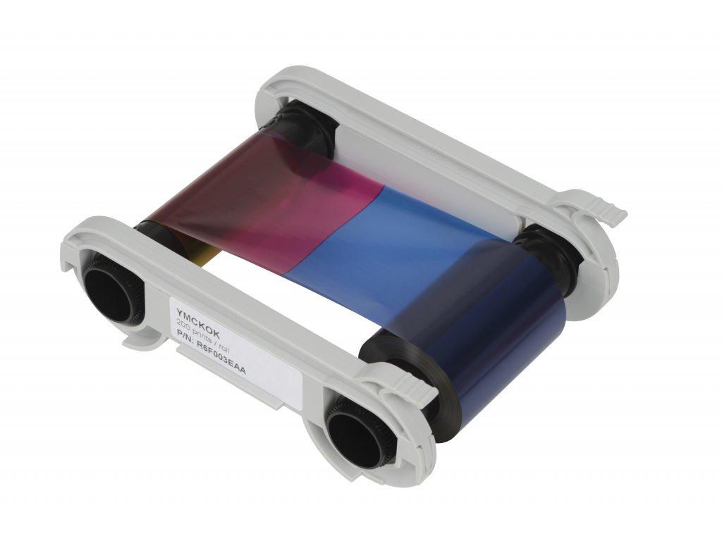YMCKOK 200 prints color ribbon