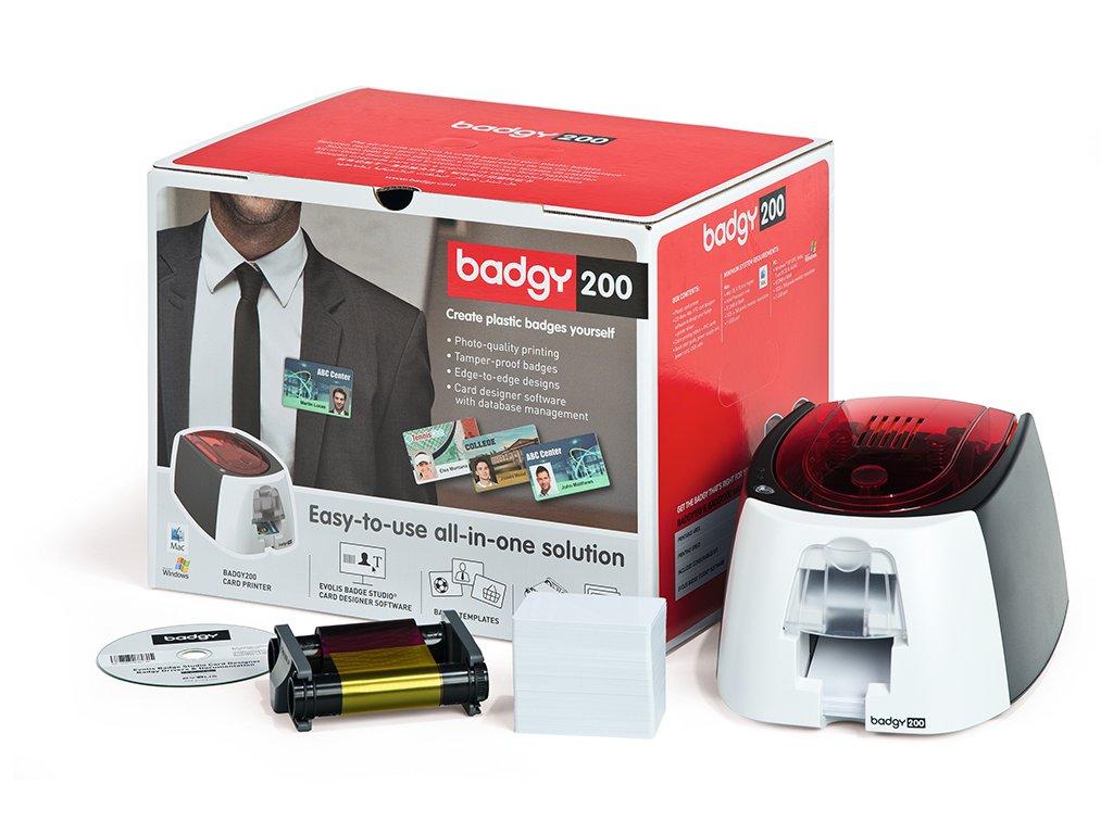 Badgy200 solution BD