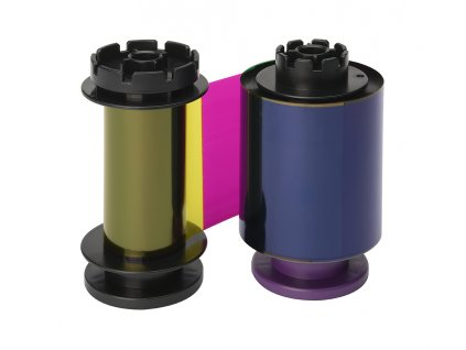 Color Ribbon YMCK RT