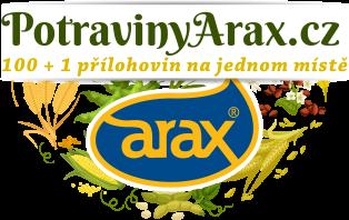 Logo Potraviny Arax