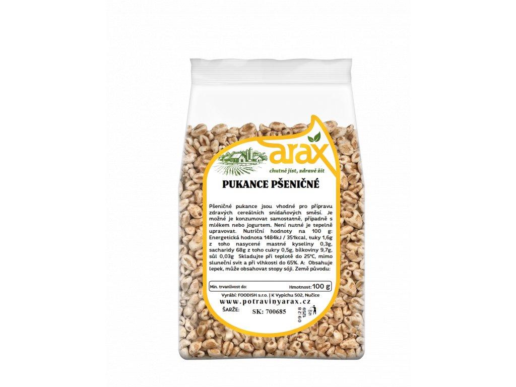Pšeničné pukance