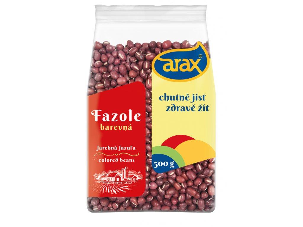 ARAX Fazole adzuki 500g 3Dv2