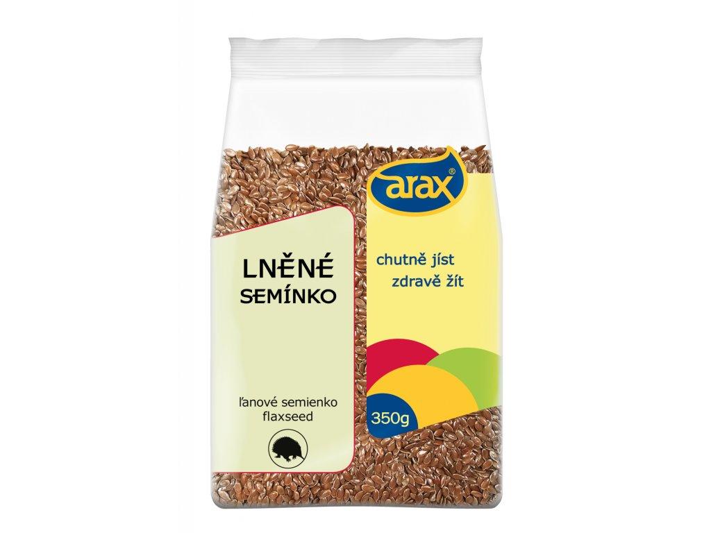 ARAX Lněné semínko 500g 3Dv1