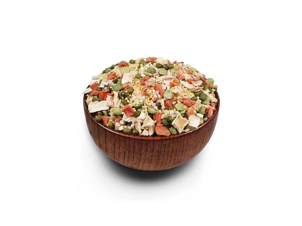 Polévková směs s fazolí mungo a jáhlami 2xsmall
