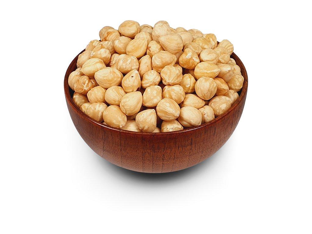 ARAX Lískové ořechy blanšírované 800x800