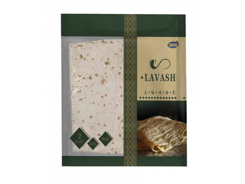 ARAX Lavash MAXI 2 ks, 240g small