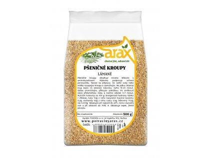 ARAX Pšeničné kroupy 500g 3Dv1 small