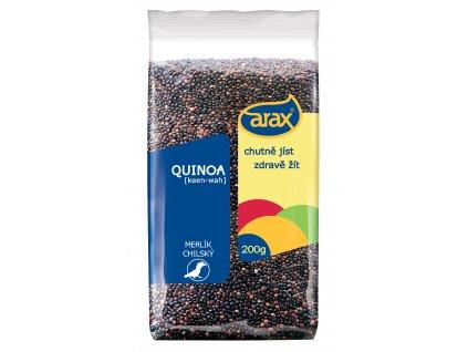 Quinoa cerna 3D A01