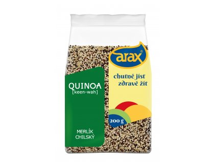 ARAX Quinoa tříbarevná 200g 3Dv2