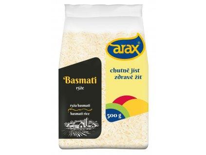 ARAX Rýže Basmati extra long 500g 3Dv1 1000px