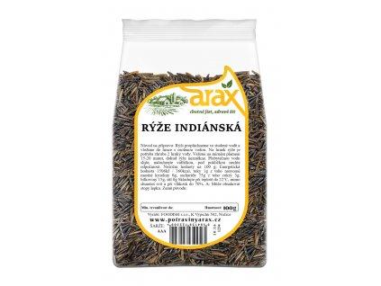 ARAX Rýže dlouhozrnná indiánská 100g 3Dv2