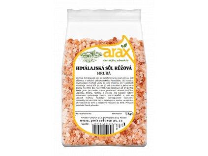 ARAX Sůl himálajská hrubá 1kg 3Dv2 small