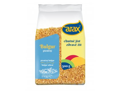 ARAX Bulgur hrubý 500g 3Dv1