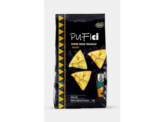 Zdravý snack jáhlovo - rýžový s quinoa