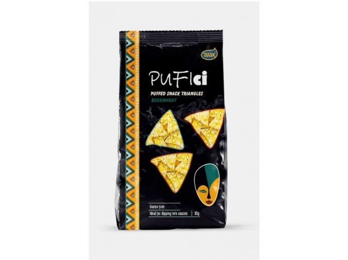 Zdravý snack pohankovo - rýžový s lněným semínkem