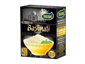 Varné sáčky rýže basmati