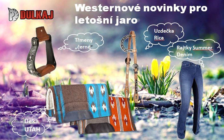 Novinky JARO - Western