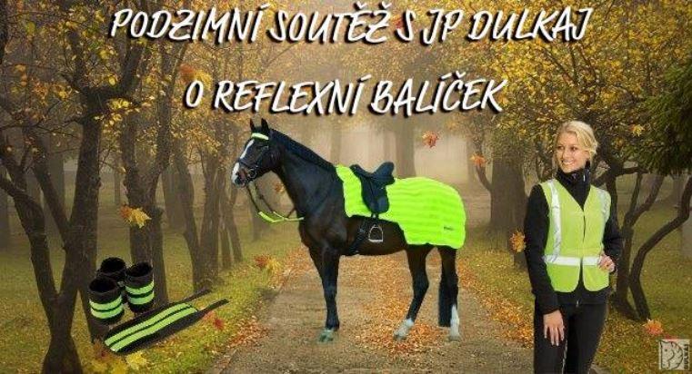 Soutěžte o reflexní balíček od JP DULKAJ na Facebooku