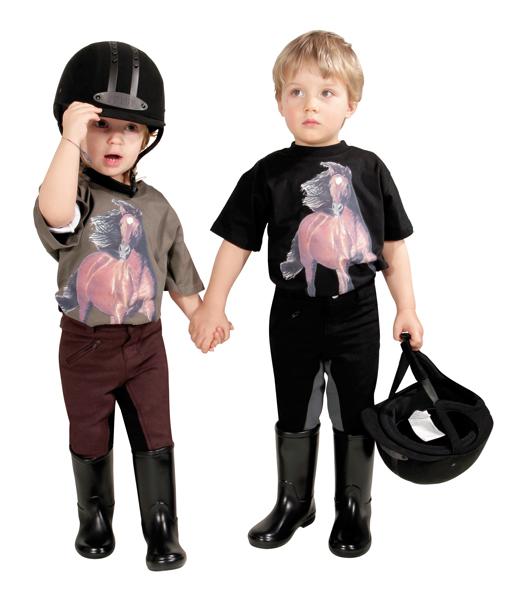 Dětské jezdecké oblečení