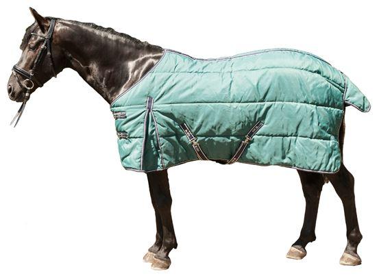 Stájové deky na koně