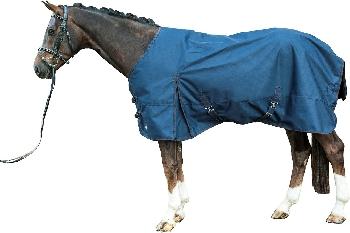 Nepromokavé deky na koně