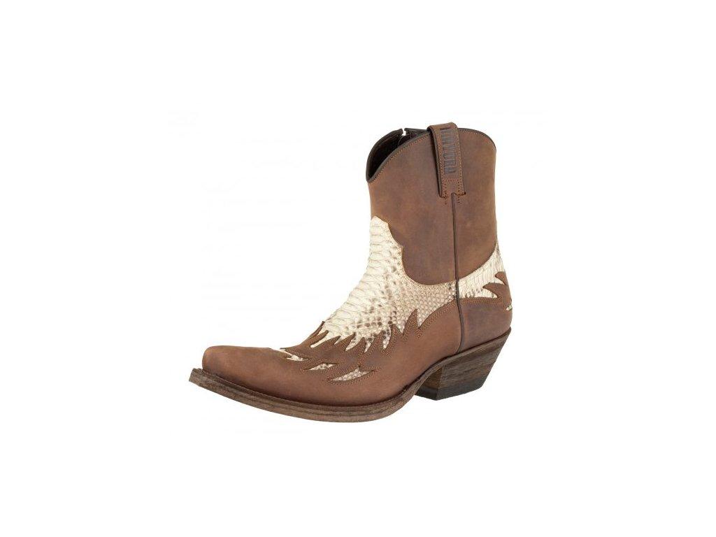 Westernové koně boty Mayura nízké - Jezdecké potřeby DULKAJ 7049054dcf