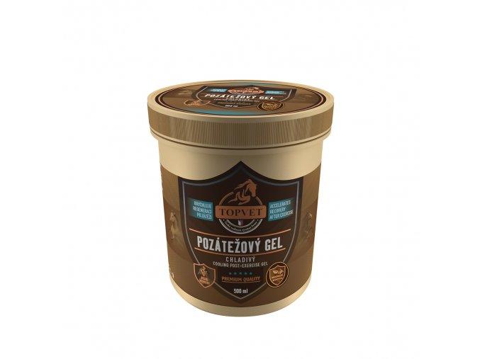 Pozátěžový gel chladivý