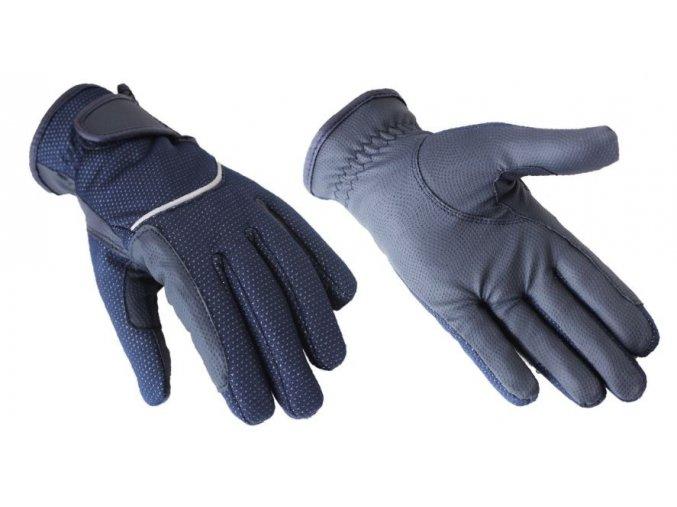 rukavice modre