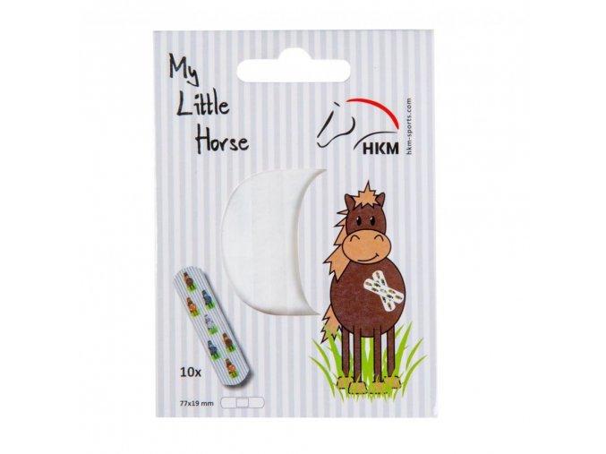 Náplast s koníky