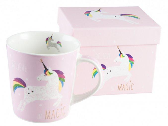Hrníček Pink Unicorn Pfiff