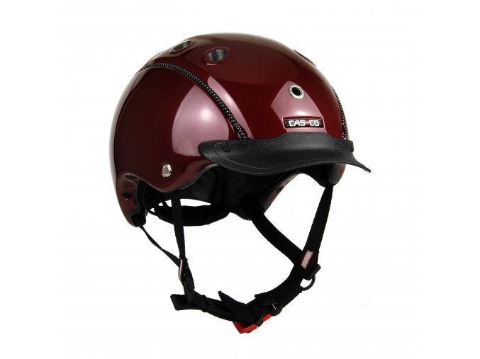 Casco Choice Turnier DarkRed Shiny persp rgb 06 1574