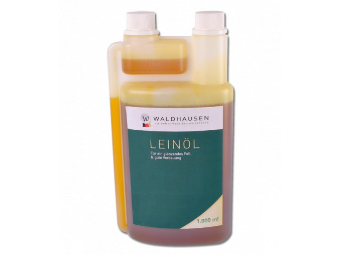 Lněný olej 1000 ml
