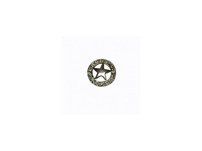 Concho hvězda 18 mm