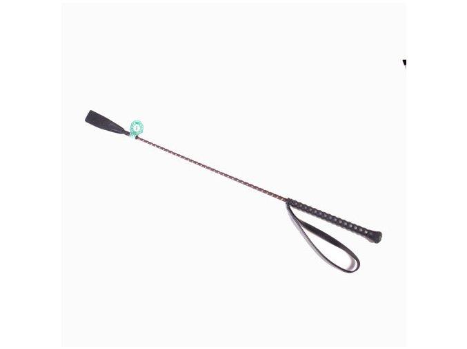 Bič skokový FLECK 60 cm (Barva šedá)