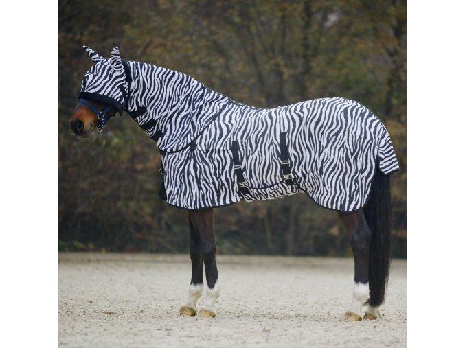 Deka proti hmyzu Zebra (délka 75 cm)