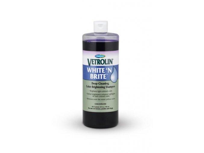 Šampon na bílé koně Vetrolin White 'N Brite