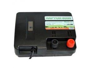 Elektrický ohradník Raptor+ 6000