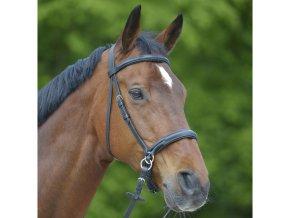 Uzdečka bezudidlová Waldhausen (Velikost pony)
