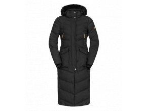 Zimní jezdecký kabát ELT Saphira černý (Velikost XS)