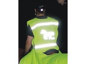 Reflexní vesta dospělá HKM