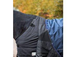 Nepromokavá termodeka na koně Waldhausen Comfort Line 200g s krkem