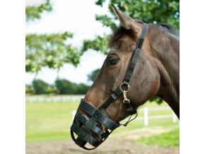 Náhubek pro koně textilní (Velikost pony)