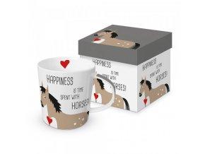 Hrníček Happines & Horses Pfiff