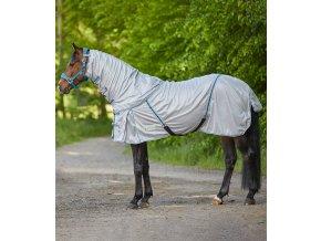Síťová deka s odnímatelným krkem Waldhausen